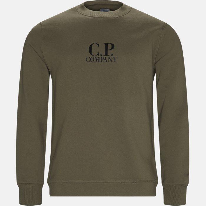 Sweatshirt  - Sweatshirts - Regular fit - Army