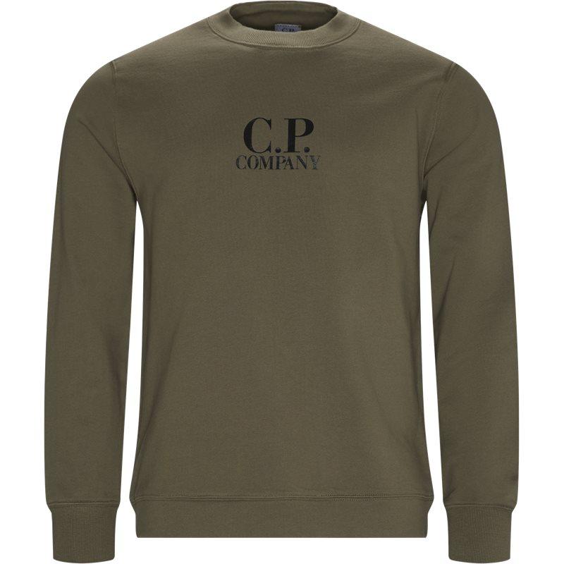 Billede af C.P. Company Sweatshirt Oliven