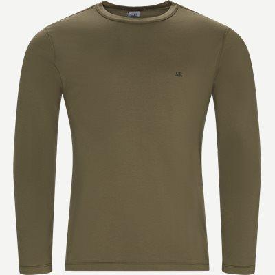 Long Sleeve Mako' Jersey T-shirt Regular | Long Sleeve Mako' Jersey T-shirt | Army