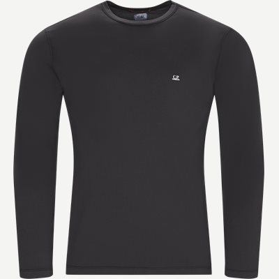 Long Sleeve Mako' Jersey T-shirt Regular | Long Sleeve Mako' Jersey T-shirt | Sort