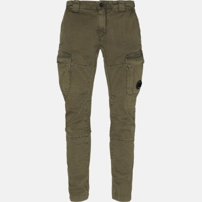 Slim | Trousers | Army