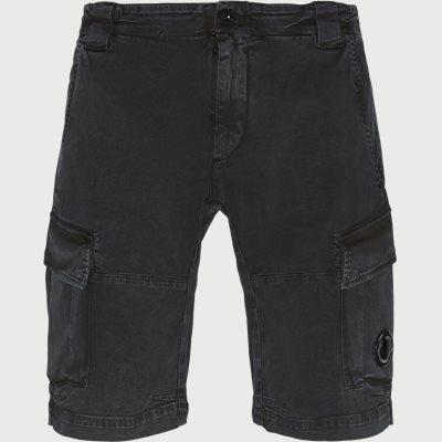 Bermuda Cargo Stretch Garbardine Shorts Regular | Bermuda Cargo Stretch Garbardine Shorts | Sort