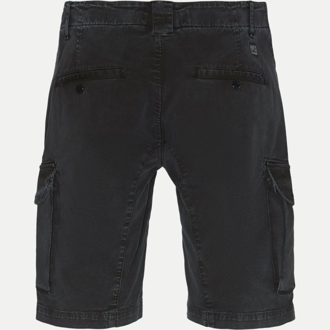Bermuda Cargo Stretch Garbardine Shorts