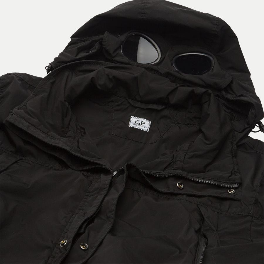 OW025A 001020G - Nycra Goggle Jacket - Jakker - Regular - SORT - 3