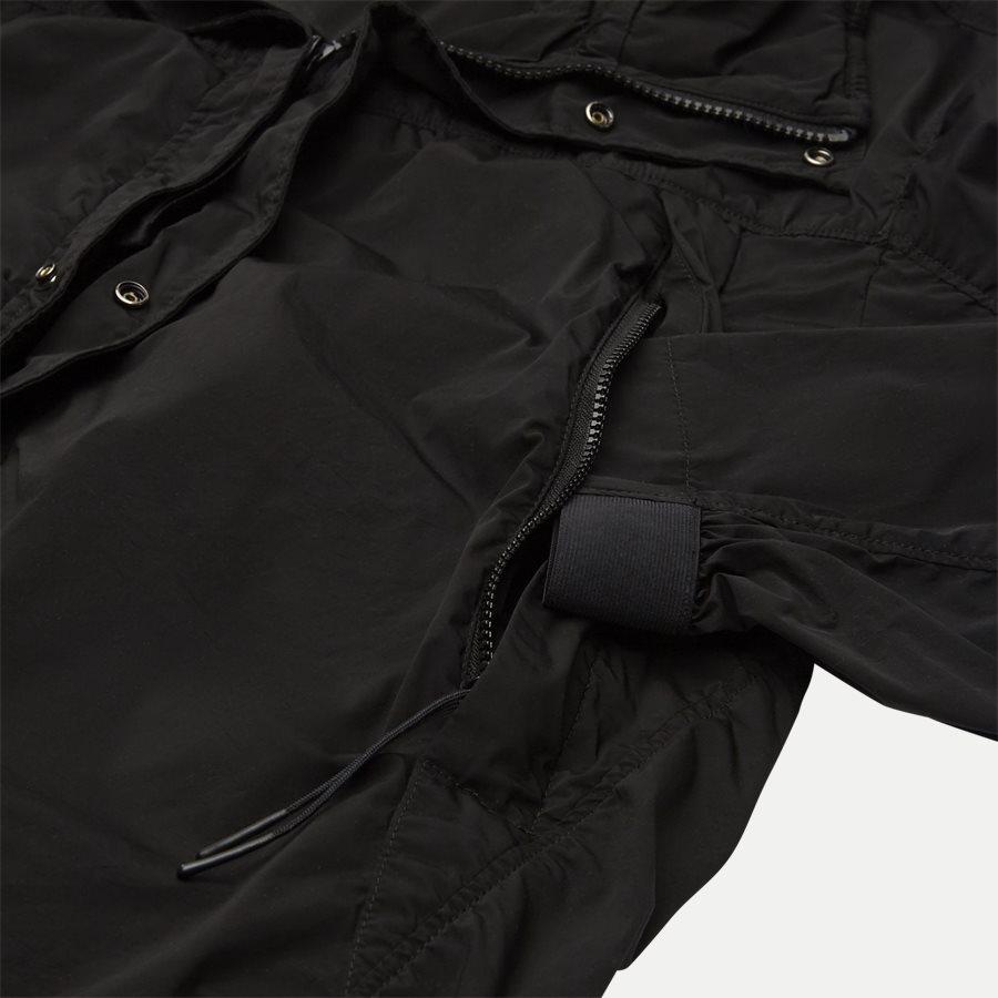 OW025A 001020G - Nycra Goggle Jacket - Jakker - Regular - SORT - 4