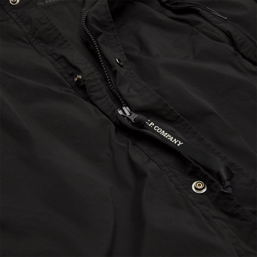 OW025A 001020G - Nycra Goggle Jacket - Jakker - Regular - SORT - 5