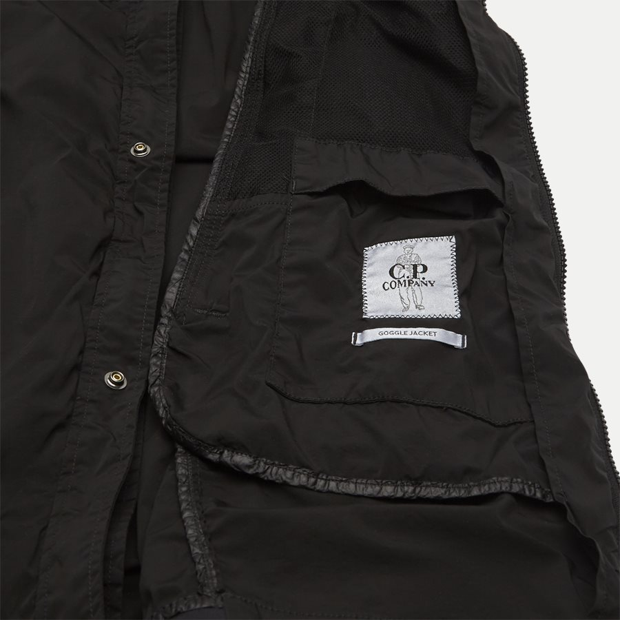 OW025A 001020G - Nycra Goggle Jacket - Jakker - Regular - SORT - 6