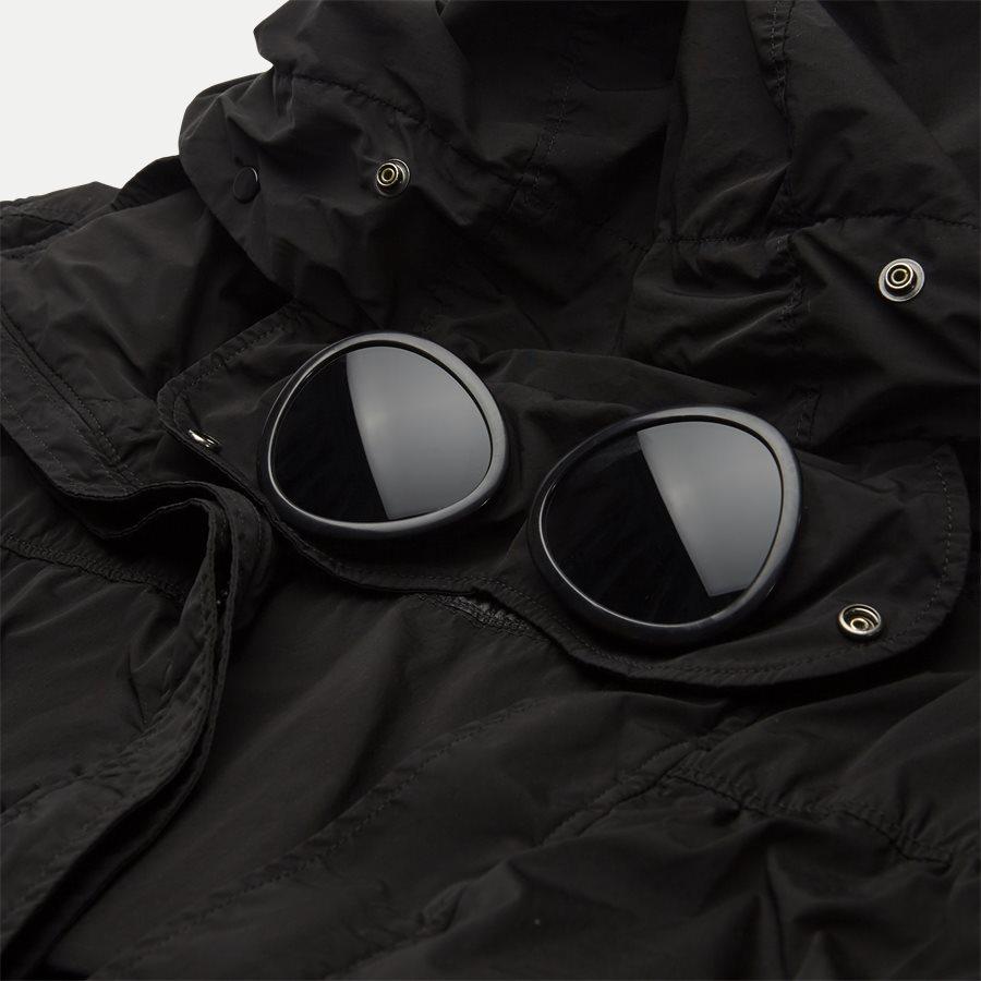 OW025A 001020G - Nycra Goggle Jacket - Jakker - Regular - SORT - 9