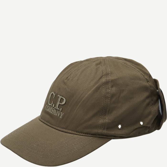 Baseball Cap Gabardine - Caps - Army
