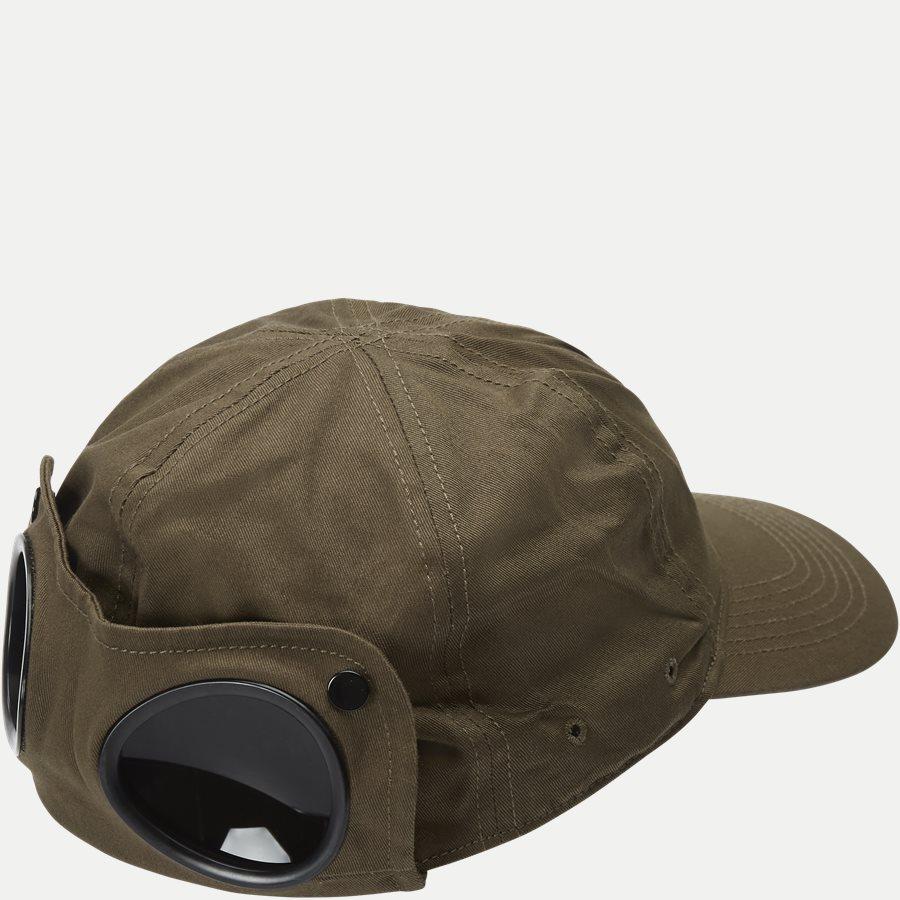 AC093A 005279A - Baseball Cap Gabardine - Caps - OLIVEN - 2