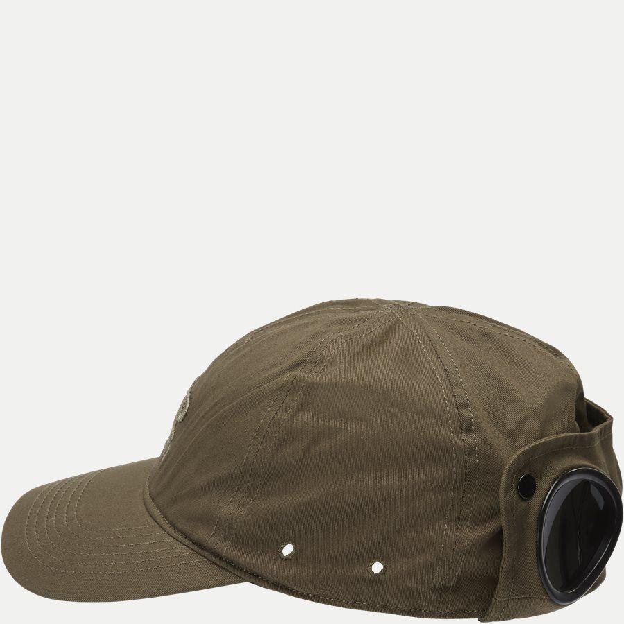 AC093A 005279A - Baseball Cap Gabardine - Caps - OLIVEN - 3