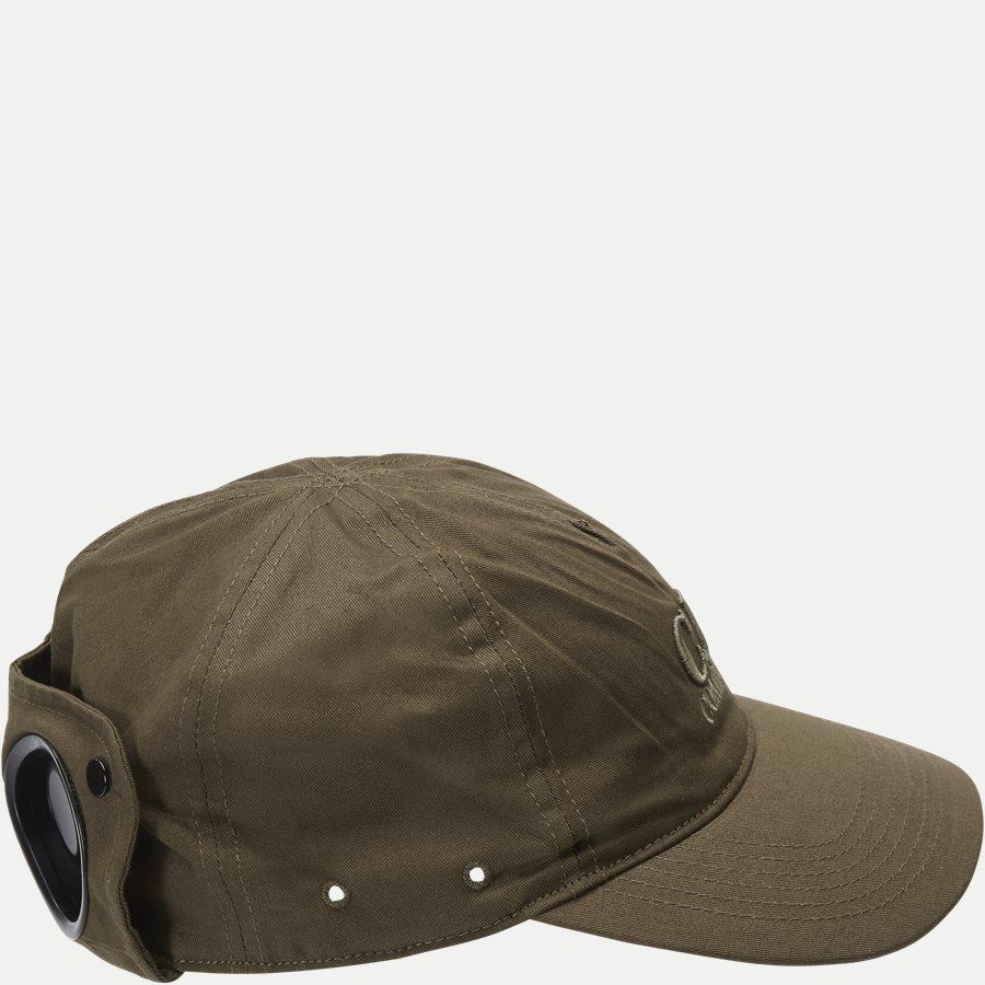 AC093A 005279A - Baseball Cap Gabardine - Caps - OLIVEN - 4