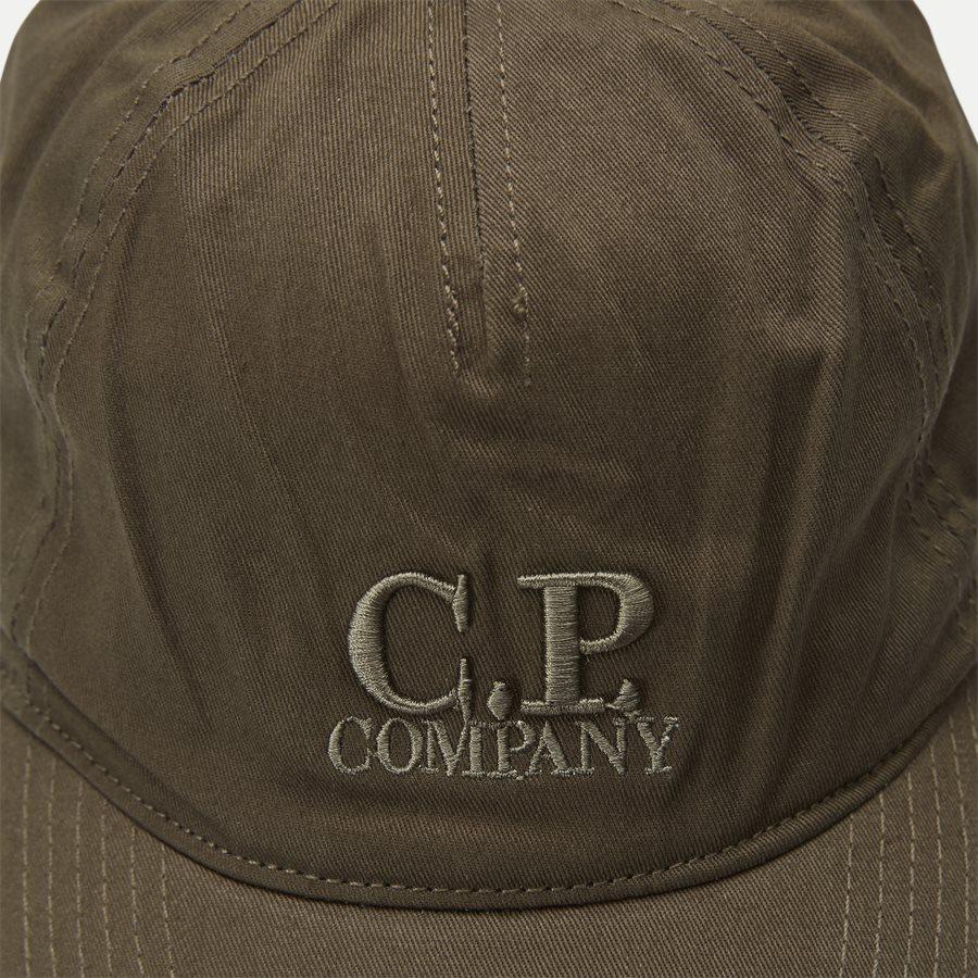 AC093A 005279A - Baseball Cap Gabardine - Caps - OLIVEN - 6