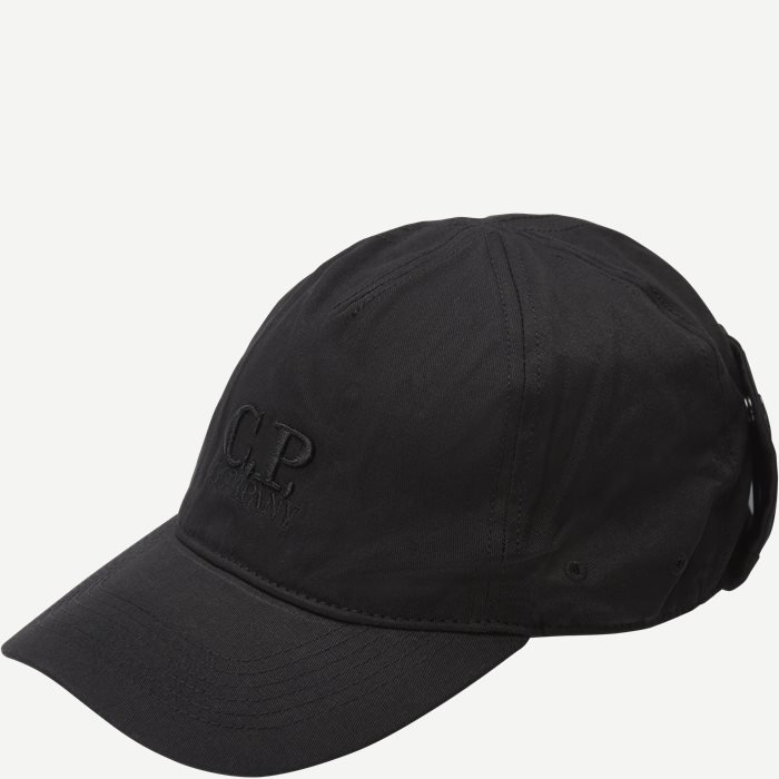 Baseball Cap Gabardine - Caps - Sort
