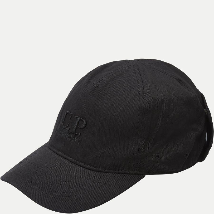 AC093A 005279A - Baseball Cap Gabardine - Caps - SORT - 1