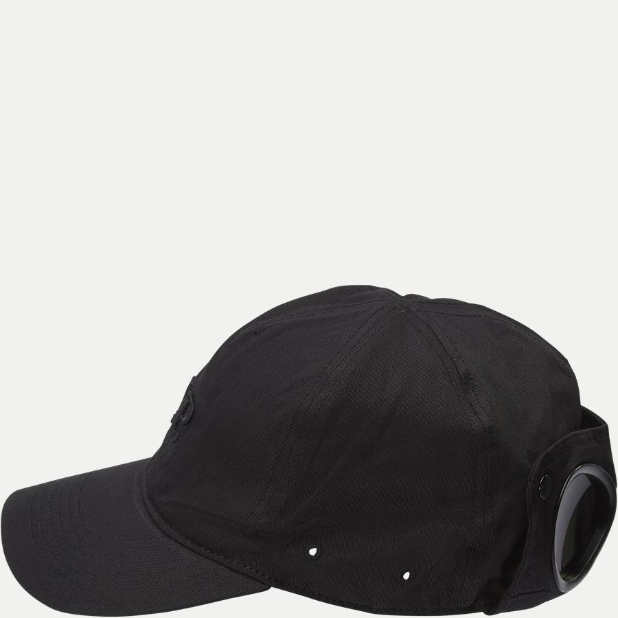 AC093A 005279A - Baseball Cap Gabardine - Caps - SORT - 3