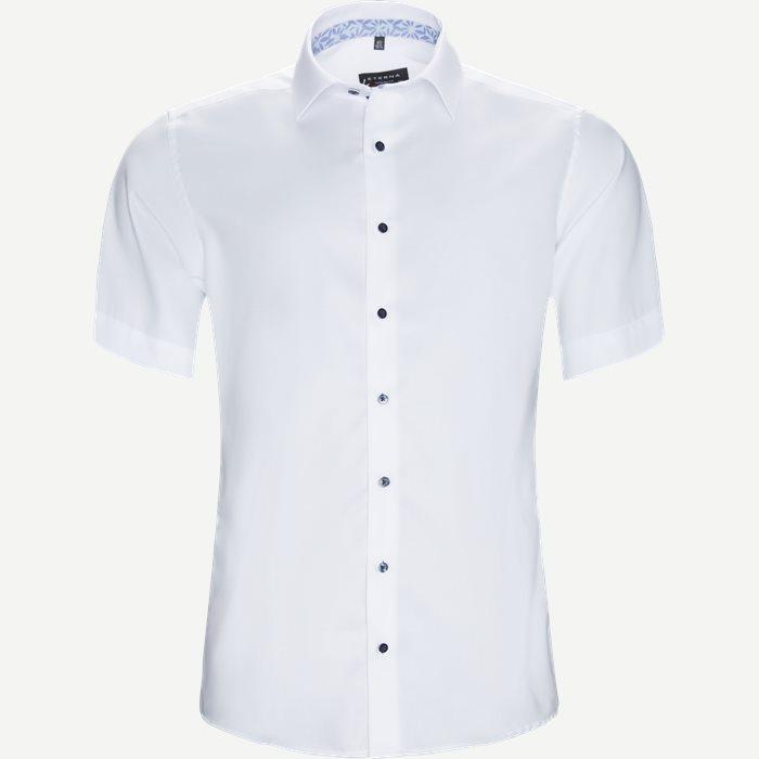 Kurzärmlige Hemden - Modern fit - Weiß