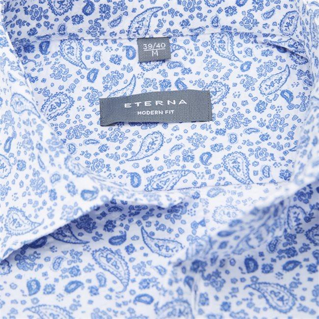 3758 Kortærmet Skjorte