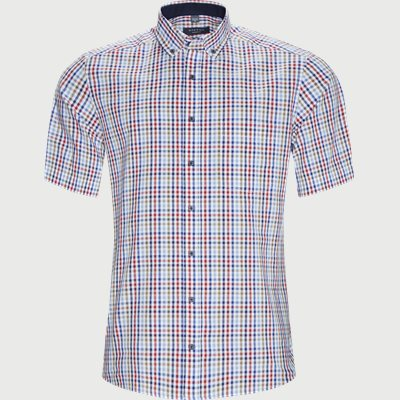 Modern fit | Chequered shirts | Blue