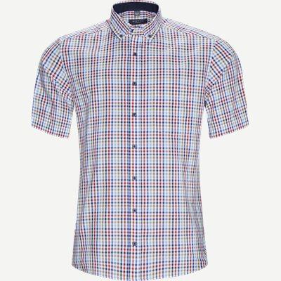 2288 Kortærmet Skjorte  Modern fit | 2288 Kortærmet Skjorte  | Blå