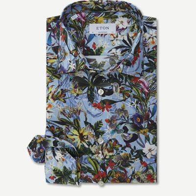 3089 Signature Twill Skjorte 3089 Signature Twill Skjorte | Blå