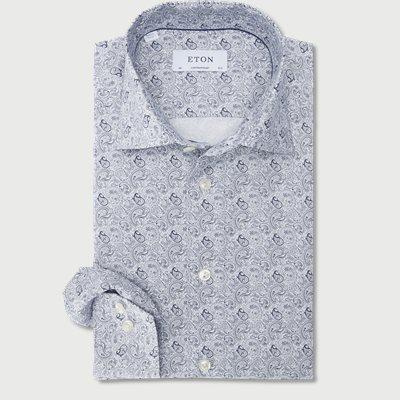 2085 Poplin Skjorte 2085 Poplin Skjorte | Blå