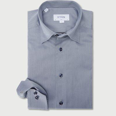 3429 Signature Twill Skjorte 3429 Signature Twill Skjorte | Blå