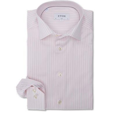 2055 Poplin Skjorte 2055 Poplin Skjorte | Pink