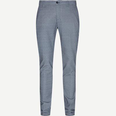 Milano Bukser Slim | Milano Bukser | Blå