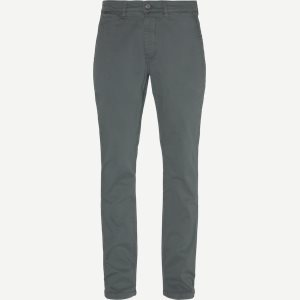 Slim | Trousers | Green