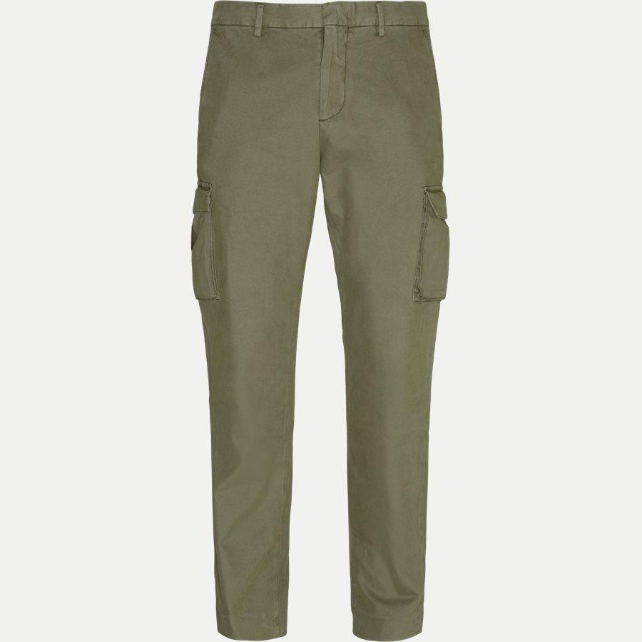 DJANGO 1354 - Django Pants - Bukser - Regular - OLIVEN - 1