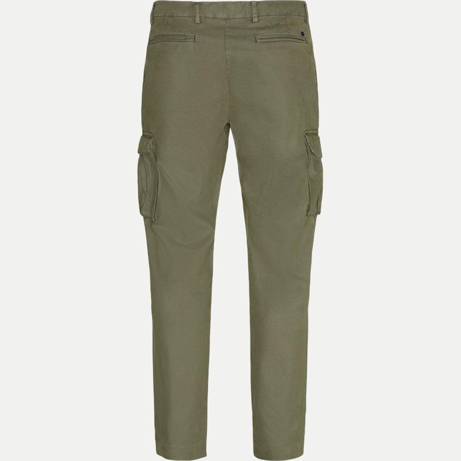 DJANGO 1354 - Django Pants - Bukser - Regular - OLIVEN - 2