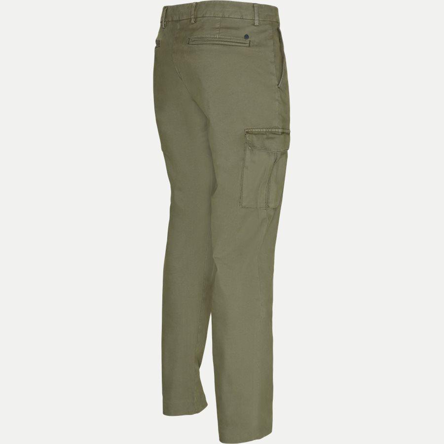 DJANGO 1354 - Django Pants - Bukser - Regular - OLIVEN - 3
