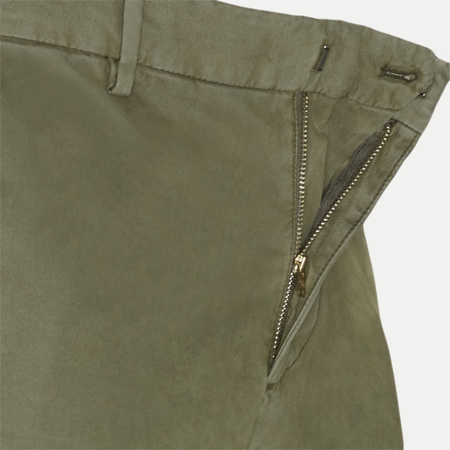 DJANGO 1354 - Django Pants - Bukser - Regular - OLIVEN - 4