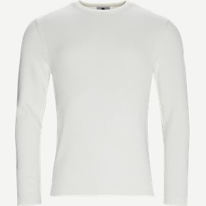 Slim | Knitwear | White