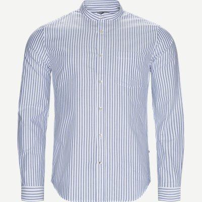 Eska 5910 Skjorte Slim | Eska 5910 Skjorte | Blå