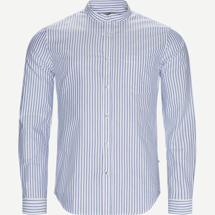 Eska 5910 Skjorte - Skjorter - Slim - Blå