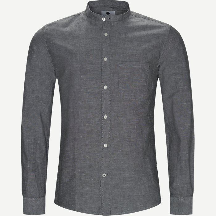 Devon 5092 Skjorte - Skjorter - Regular - Grøn