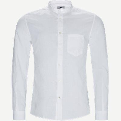 Devon 5092 Skjorte Regular | Devon 5092 Skjorte | Hvid