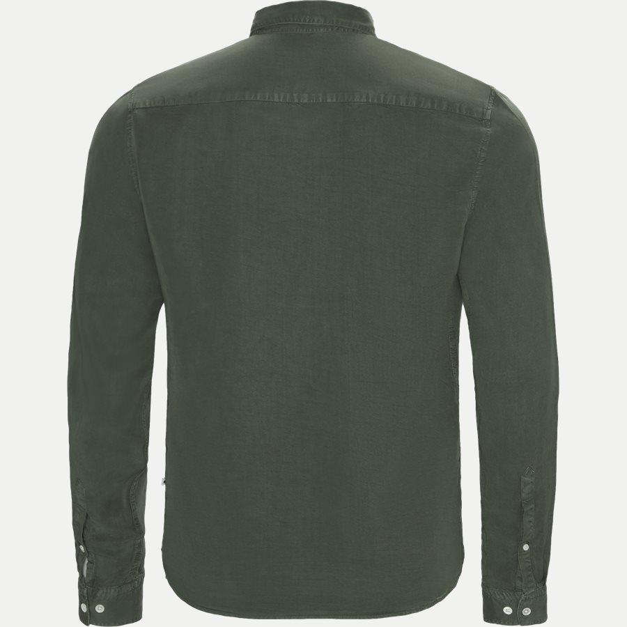 FALK 5969 - Falk Skjorte - Skjorter - Regular - ARMY - 2