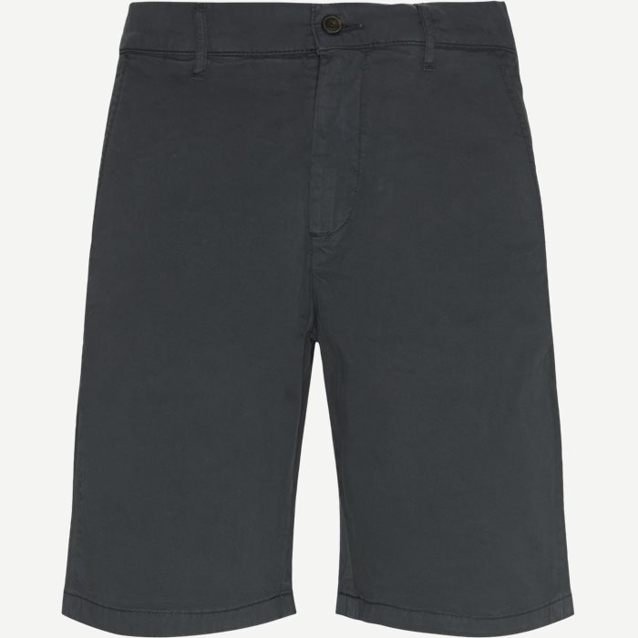 Crown Shorts - Shorts - Regular - Grå