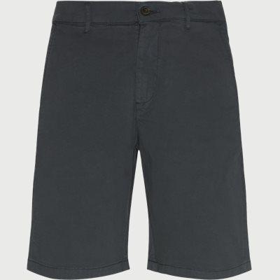 Crown Shorts Regular | Crown Shorts | Grå