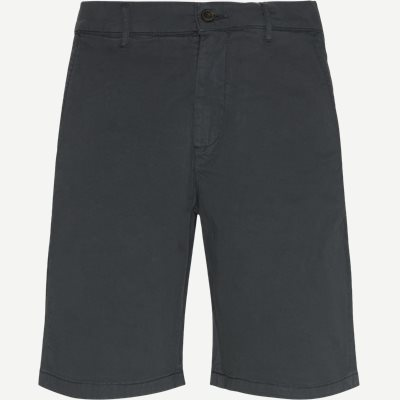 Crown Shorts Regular | Crown Shorts | Grå