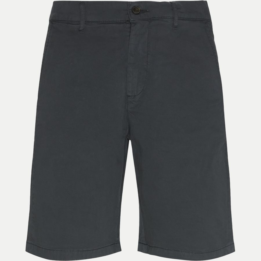 CROWN 1004 - Crown Shorts - Shorts - Regular - GRÅ - 1