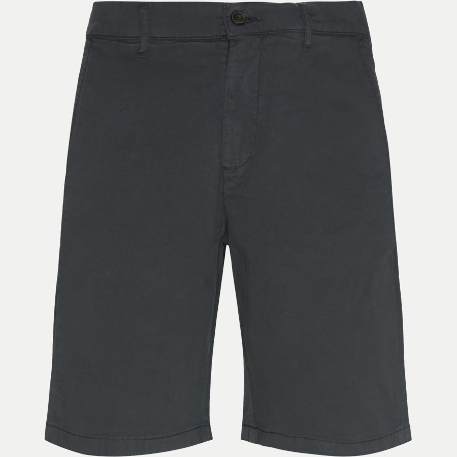 CROWN 1004. - Crown Shorts - Shorts - Regular - GRÅ - 1