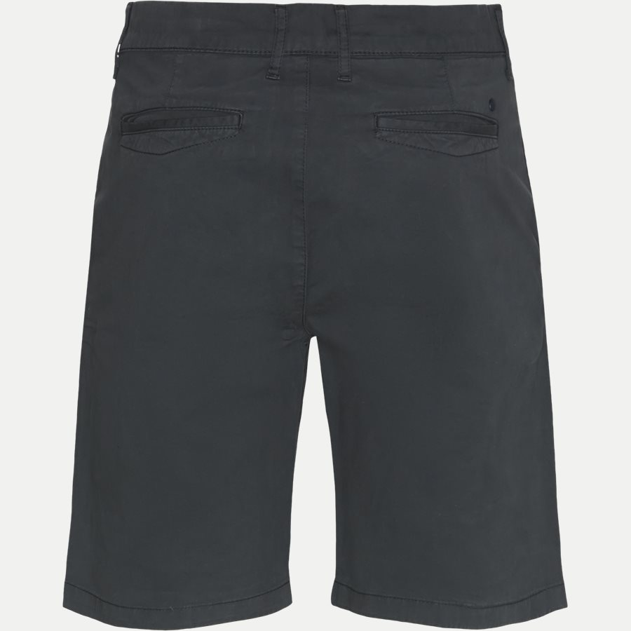 CROWN 1004 - Crown Shorts - Shorts - Regular - GRÅ - 2