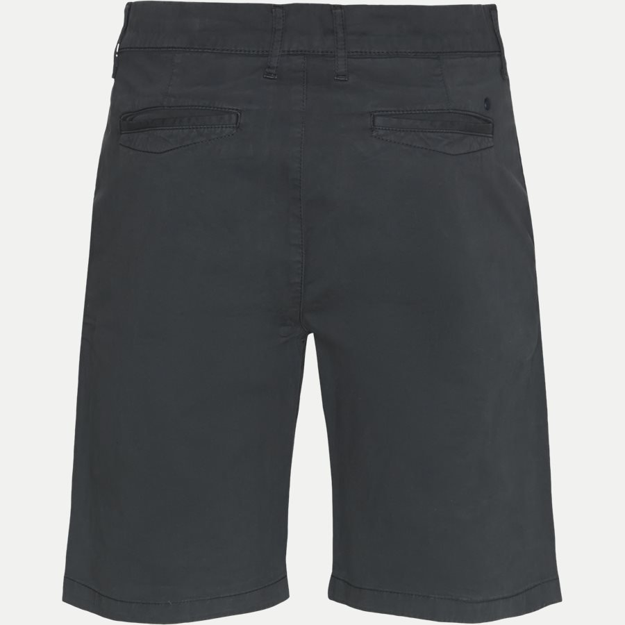 CROWN 1004. - Crown Shorts - Shorts - Regular - GRÅ - 2