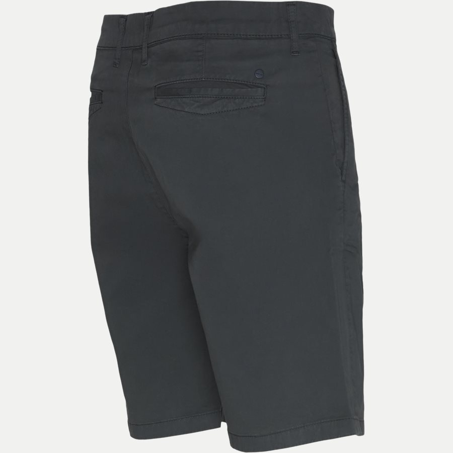 CROWN 1004. - Crown Shorts - Shorts - Regular - GRÅ - 3