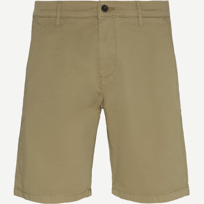 Crown Shorts - Shorts - Regular - Sand