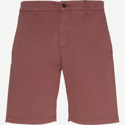 Crown Shorts Regular | Crown Shorts | Rød